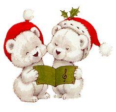 ositos  navidad  gifs animados