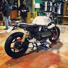 Dusty Wheels Racers BMW K Series