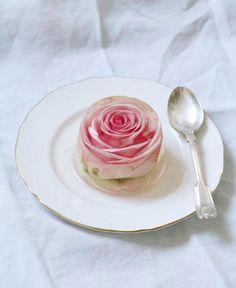 rose jelly