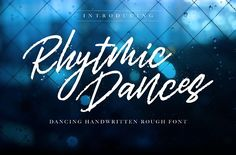 Rhytmic Dances by Adam Fathony on @creativemarket