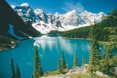 Lake Louise. Banff, Canada