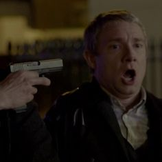 I would just like to make this post in appreciation of John Watson's hostage face.