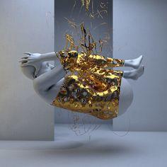 Materialized v01 by Adam Martinakis, via Behance