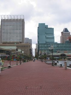 Baltimore Maryland. We live near Baltimore, Maryland and visit there often.