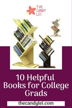 10 Helpful Books for College Grads - Vivien Graduation Gifts For Guys, College Graduation, Student Jobs, College Students, Gifts For Your Boyfriend, Going Back To School, School Hacks, Finding Joy, Book Gifts