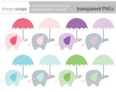 Resultado de imagen para baby elephant baby shower png