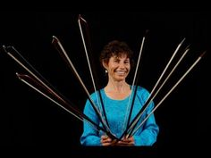 Baroque, Classical and Modern Violin Bows; Lisa Grodin and Voices of Music