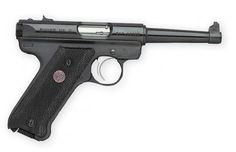 Ruger Mark II: The Best Survival Pistol? This is also a good training pistol.