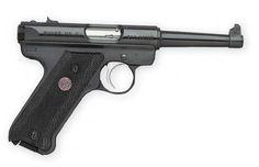 Ruger Mark II: The Best Survival Pistol?