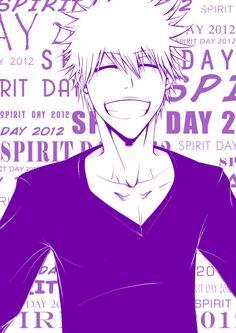 Ichigo Spirit Day 2012 by DivineImmortality.deviantart.com on @deviantART