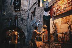 Old Nablus, Palestine