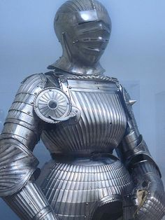 Image result for fluted armor