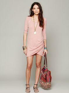 Free People The James Dress at Free People Clothing Boutique