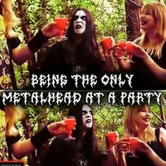 "This meme's a classic. His face in the bottom panel. Black Metal Norwegian corpse paint ""corpsepaint forever alone - Google Search"""