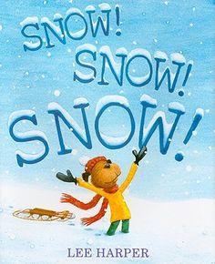 Snow Window – Winter Activity For Kids