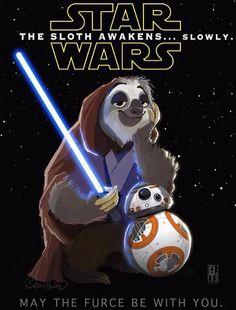 Disney's Star Wars Meets Zootopia