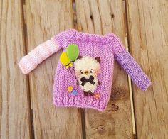 #Blythe #Sweater #Mitilene #bear