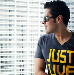 Guys, make a bold statement in this tee #justlivebrand #style #shop #online #favoritetee