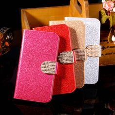 PU Leather Covers Cases For Samsung Galaxy J7 2015 SM-J700F 5.5'' J700 J7008 J700F J700H Cases Bling with Card Holder back cover