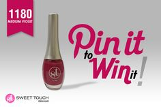 PIN the amazing nail shades, the lucky person will entitle herself for the amazing give-away! Things To Buy, Stuff To Buy, New Nail Art, Nail Accessories, Fun Nails, Nail Colors, Colours, Projects To Try, Nail Designs
