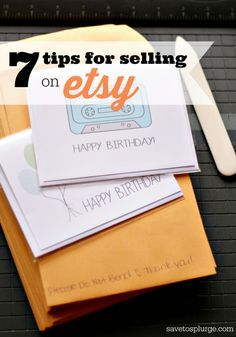 tips for selling on etsy, etsy tips, how to sell on etsy, etsy shop tips, etsy…