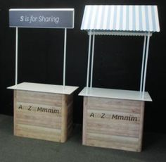 Demonstration Tables with headers
