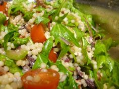 Israeli Couscous - Culinarily Inclined