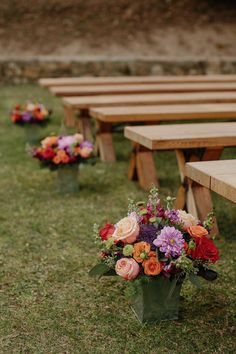 Relaxed Outdoor Wedding | Sidney Morgan Photography | Bridal Musings Wedding Blog