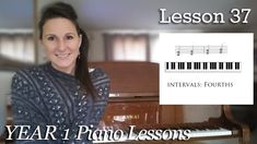In this FREE beginner piano lesson we will be learning to read and play fourths on the piano. Please visit this website to find the complete piano lesson ind. Beginner Piano Lessons, Free Piano Lessons, Reading Notes, Learn To Read, Learning, Study, Onderwijs, Studying