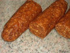 Chorizo Vegano - Receta