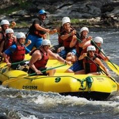 Whitewater Rafting On The Ottawa River With RiverRun