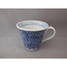 蛸唐草文マグカップ