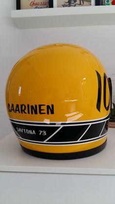 Bell Star Jarno Saarinen Daytona 1973 Replica