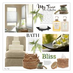 """""""Bath Bliss - My Time for reflection"""" by mcheffer ❤ liked on Polyvore"""