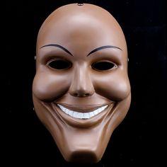 máscaras de terror para halloween