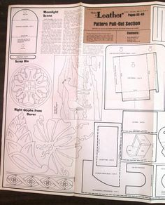 Pattern Al Stohlman - Enlarge to copy 2