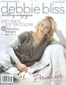 Debbie Bliss - Fall/Winter 2008 - Laura C - Picasa Web Albums