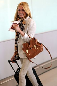 Cat Deeley's style has also inspired my character, Sarah's chic style.