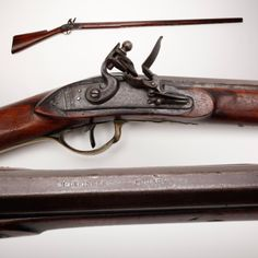 Henry Deringer Trade Gun - The original government contract called for Mr. Deringer to produce 2,000 .54 caliber flintlock rifles in 1814. The price set was then just $17 per rifle. But there were also 60 pieces that Deringer was to later modify, smoothboring them to a .65 caliber arm that could be sold in the Indian trade. The unrifled piece could fire equally well small shot, buckshot, or a single patched projectile – handy for hunting.
