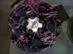 Muddy girl camo.... would love this...