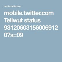 mobile.twitter.com Tellwut status 931206031560069120?s=09
