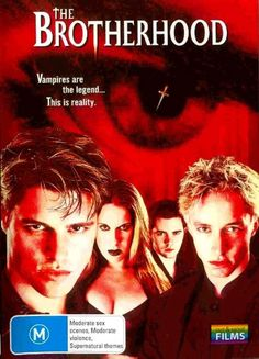 The Brotherhood Is A American Horror Movie That Was Shot In Los Angeles, California, USA And Mexico And Is The First Installment In The Brotherhood… Best Movie Posters, Film Posters, American Horror Movie, Supernatural Theme, Vampires And Werewolves, Best Horror Movies, Best Horrors, Prime Video, Werewolf