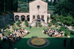 ceremony garden villa catureglio wedding destination photographe
