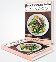 Over 100 recipes without grains, beans, dairy, eggs, nuts, seeds, or nightshades - in a downloadable eBook for only $19! Great recipe inspiration for the Repairvite diet.