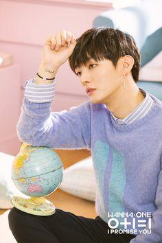 Jisung Wanna One I promise you 0+1=1 Day version photoshoot