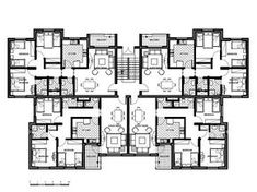 Apartment Building Floor Plans Delectable Decoration Bathroom Accessories Or Other Apartment Building Floor Plans - Mapo House and Cafeteria