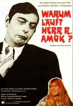 Poster zum Film: Warum läuft Herr R. Amok?
