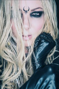Maria Brink by Jeremy Saffer : inthismoment Maria Brink, Heavy Metal Girl, Marianne Faithfull, Women Of Rock, Into The Fire, Pop Rock, Mariah Carey, Female Singers, Music Is Life