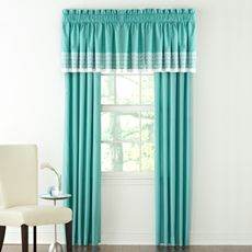 Maya Window Treatment Set99./42Wx84L - Bed Bath & Beyond