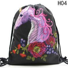 Sacs à dos sports et plein air Sacs à dos de pique-nique cleaer Lovely Ghost Gym Drawstring Backpack Unisex Portable Sack Bag 14 X 16.5 inch